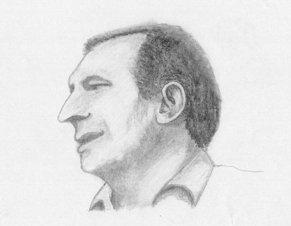 Leonard Rossiter by JimmyE